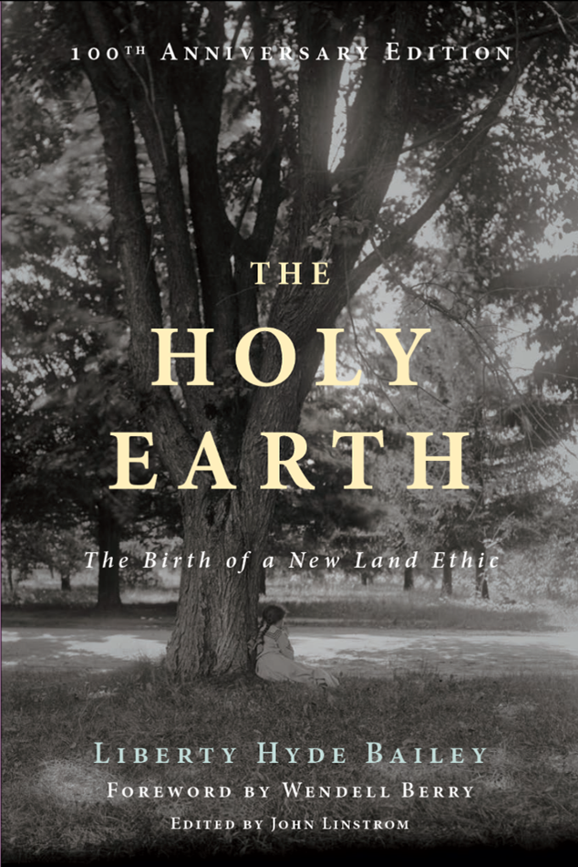 the holy earth - cover - smaller